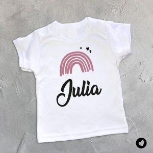 Babyshirt-naam-wit
