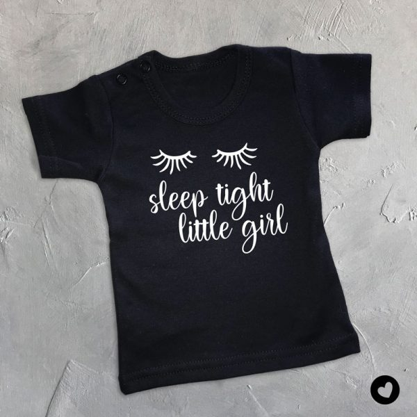 Babyshirt-sleep-zwart