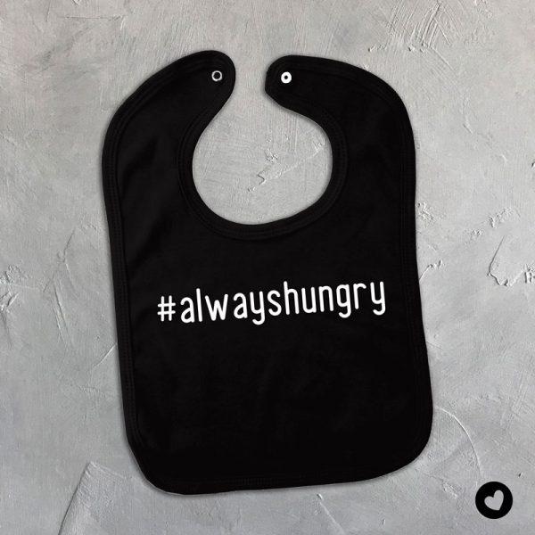 slabber-alwayhungry-zwart