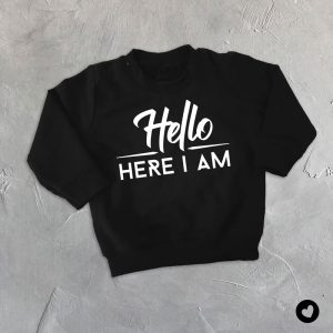 sweater-zwart-hello-2