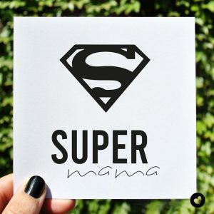 kaart-super-mama