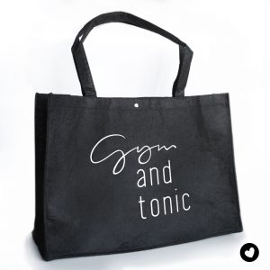 vilten-tas-zwart-gym-tonic