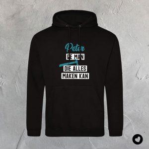 volwassenen-hoodie-man-alles-maken