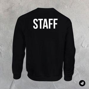 volwassenen-sweater-staff-achterzijde