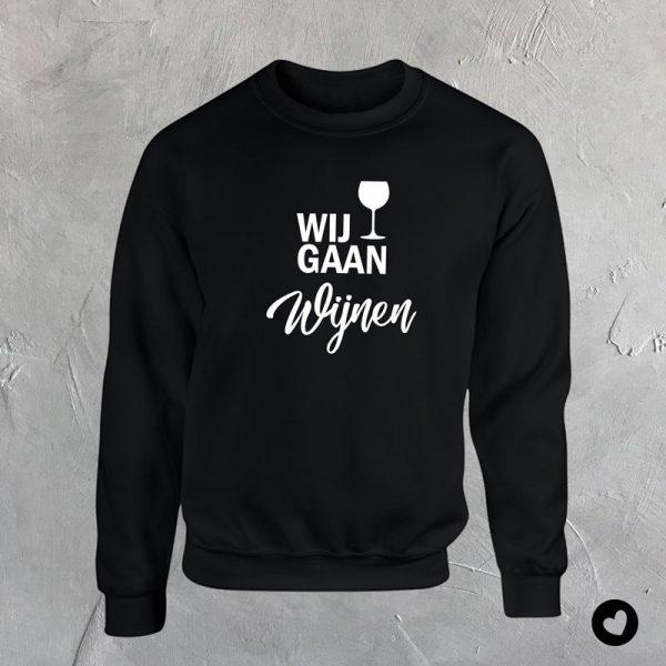 volwassenen-sweater-wijnen