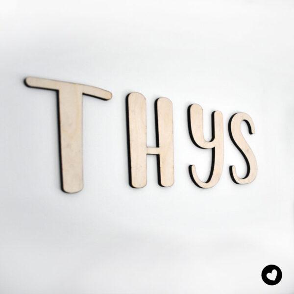 houten-letters