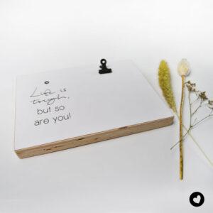 clipboard-life-tough